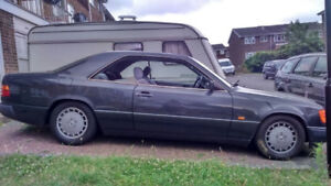 Mercedes 300CE wanted