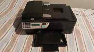 HP wireless inkjet printer 4500