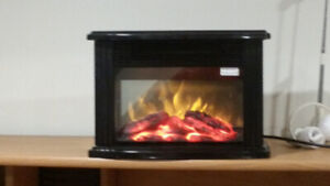 ELECTRIC FIRE PLACE (STOVE HEATER) – EXCELLENT SHOW PIECE.