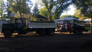 bobcat and truck services Regina Regina Area image 6