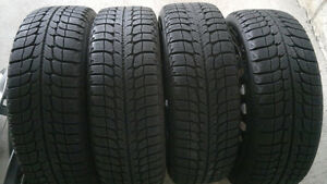 Michelin x ice     185/70R14