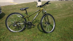 Bike Norco,12.5 inch frame, 26 inch wheels,21 speed,bicycle