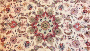 Two New Handknotted Persian Rugs