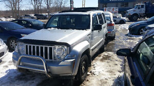 2008 Jeep Liberty Soft top SUV, Crossover