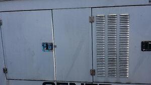 Genset 50 kw diesel near new