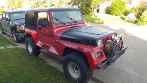 1991 Jeep Renegade