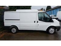 2013 Ford Transit 100 T280 FWD MWB L/ROOF TWIN SIDE DOORS,Finance available,