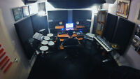 Downtown Recording Studio // $60/hour