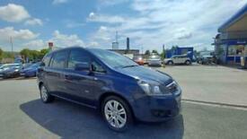 image for 2012 Vauxhall Zafira 1.6i [115] Design 5dr *FINANCE AVAILABLE* MPV Petrol Manual