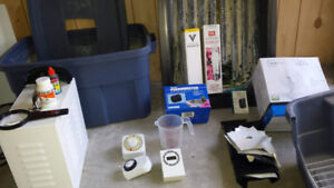 Hydroponic Startup Kit - 400w HPS