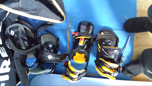 Rossignol,burton and m3 boards & bindings