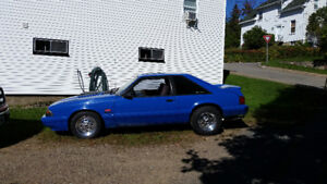 1987 ford mustang 347