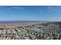 Cheap static caravan for sale on Lido Beach £3600 DEPOSIT £253 A MONTH