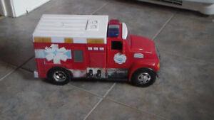 Camion ambulance
