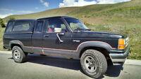 ,1990 Ford Ranger 4x4 Pickup Truck