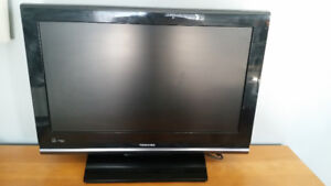 Toshiba 26-inch 720p HD LCD TV - $100 or best offer.