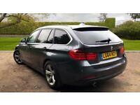 2014 BMW 3 Series 318d SE 5dr Step Media Package Automatic Diesel Estate