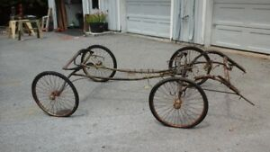 Antique Buggy/Carriage