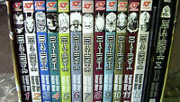 DEATH NOTE COLLECTION EDITION + BOX (MINT CONDITION)