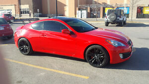 2011 Hyundai Genesis Coupe GT Coupe (2 door)