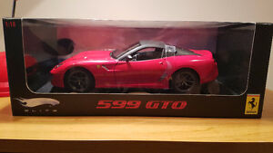 Hot Wheels Elite Collection Ferrari 599 GTO - Red