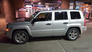 2008 Jeep Patriot 4x4 for sale!!! ....one owner vehicle!