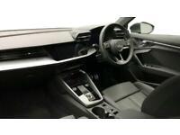2020 Audi A3 Saloon S line 35 TFSI 150 PS S tronic Semi Auto Saloon Petrol Auto