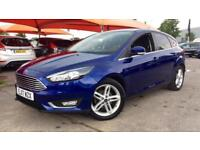 2017 Ford Focus 1.0 EcoBoost Titanium (Nav) 5d Manual Petrol Hatchback