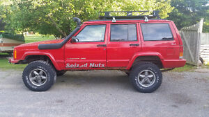 1998 Jeep Cherokee Classic SUV, Crossover
