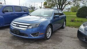 2010 Ford Fusion SEL Sedan CERTIFIED AND ETESTED