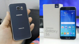 Unlocked 100%,Original Samsung Galaxy S6,32GB;16Mpix;Tres propre