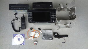 Mercedes E class W211 Navi CD changer Bluetooth puck all OEM