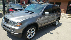 2006 BMW X5 SUV AWD Leather Panoramic Roof