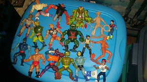 Huge vintage toy lot!