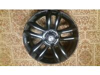 2007 Vauxhall Corsa SRI 17INCH ALLOY WHEEL