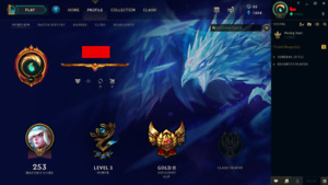 Compte LoL - Gold 2 - lvl 91 NA - Skins rares - all support