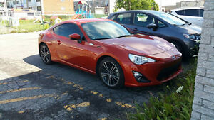 Scion FRS 2015 Automatique Orange