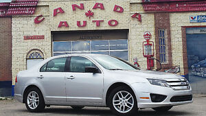 2011 Ford Fusion 87,000 kms and Accident Free