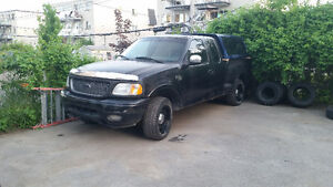 2001 Ford F-150 Tissus Camionnette