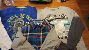 3 shirts brand new size 12 boys. Gift that was too small