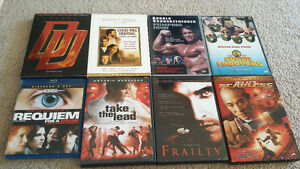 23 DVDs and 2 Blu Rays London Ontario image 2