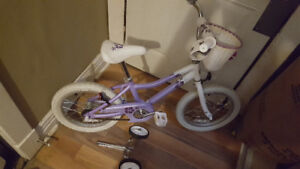Girls Bicycle New Condition (Kids)