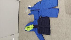 New Gymboree 2 piece snowsuit