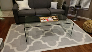 Glass Coffee Table - NEED GONE ASAP!