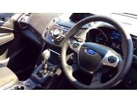 2016 Ford Kuga 2.0 TDCi 180 Titanium Powershi Automatic Diesel Estate