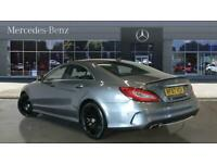 2017 Mercedes-Benz CLS COUPE CLS 400 AMG Line 4dr 9G-Tronic Petrol Saloon Auto S