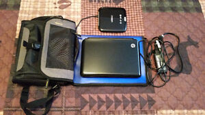 Like New HP Mini Laptop with Accessories
