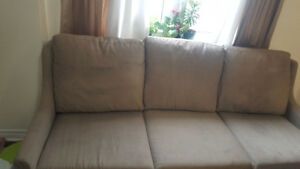 Couch for sale @excellent price.