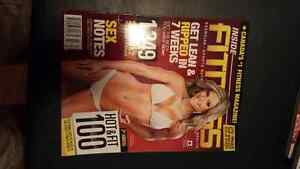 Inside fitness hot and fit 100's