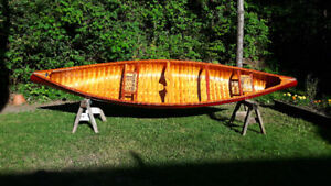 Northland Canoe- 15 ft. Clear Cedar
